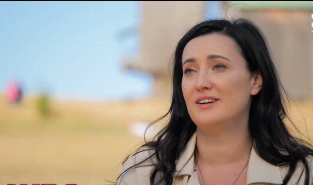 Соломия Витвицкая, скриншот из видео