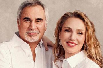 Валерій Меладзе з дружиною