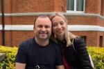 Віктор Павлик та Катерина Реп'яхова