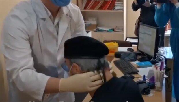 Михайло Боярський у лікарні