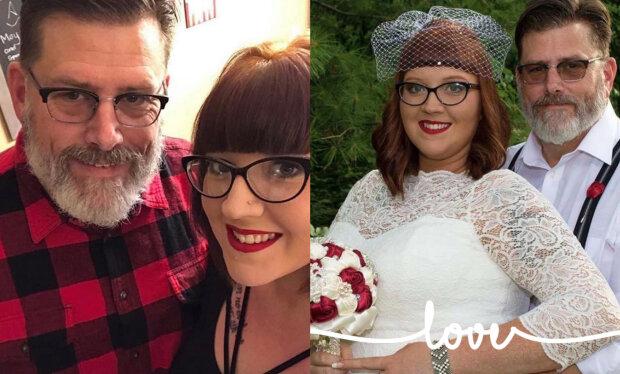 Дівчина вийшла заміж за 60-річного свекра