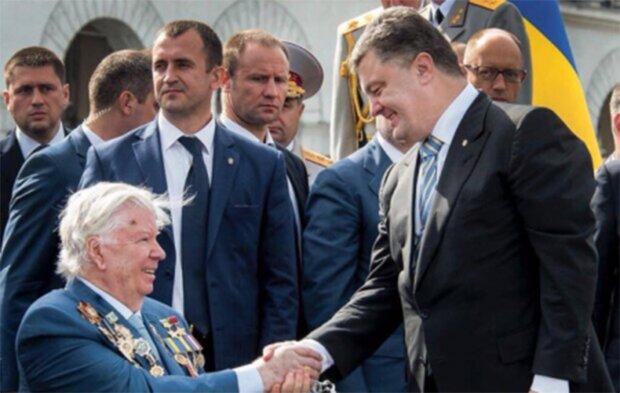 Петро Порошенко та Олексій Порошенко