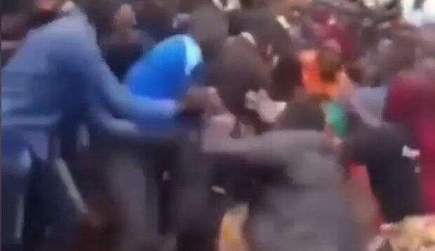 родичі чоловіка побилися на його похоронах
