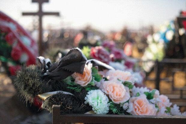 ритуальні послуги, поховання, кладовище