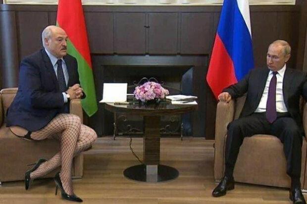 Лукашенко намагається догодити Путіну