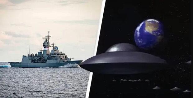 американські військові кораблі