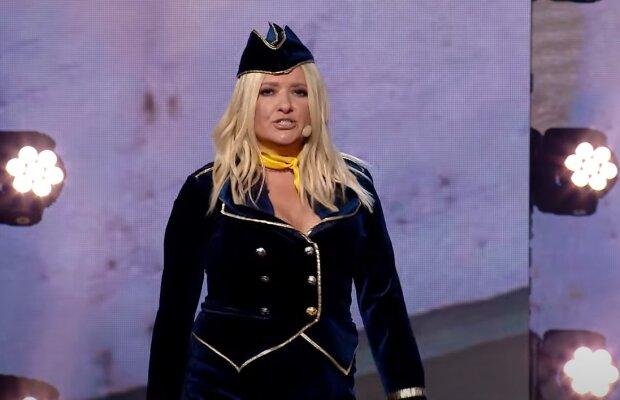 Наталя Могилевська, скріншот із відео