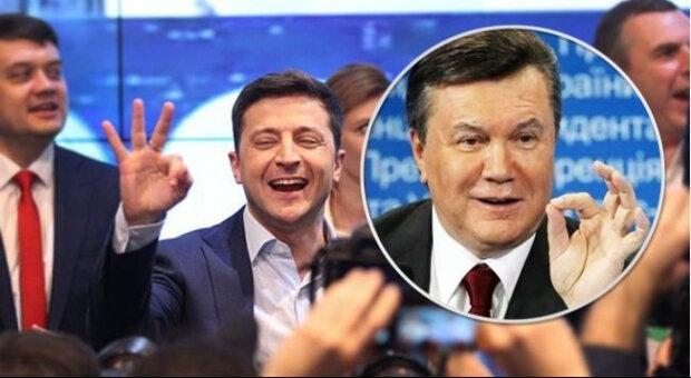 Зеленський/Янукович