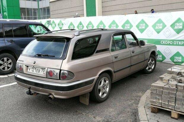 """Волгу"" схрестили з Toyota Camry"