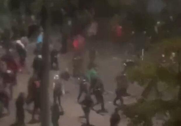 протести у Киргизії