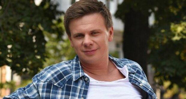 Дмитро Комаров