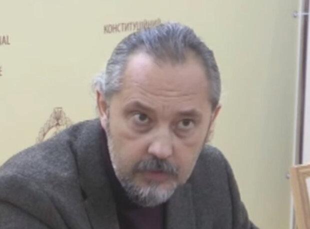 Суддя Конституційного суду Ігор Сліденко