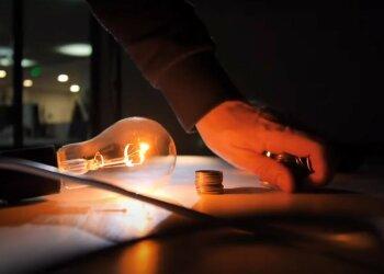 лампочки, электроэнергия