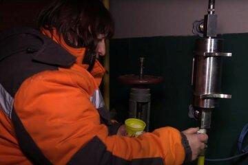 перевірка якості газу