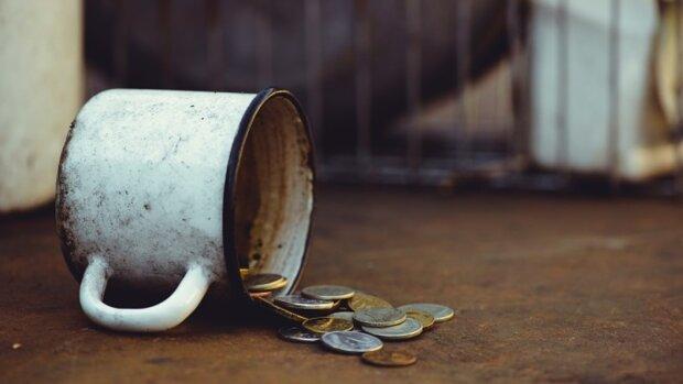 бідність, гроші, дрібязок