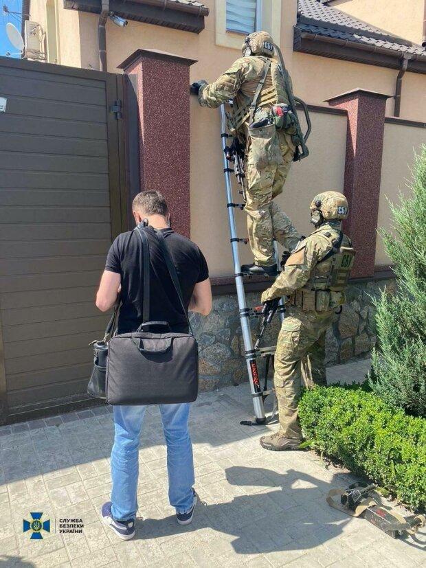 СБУ затримали голову Кіровоградської ОДА Андрія Балоня