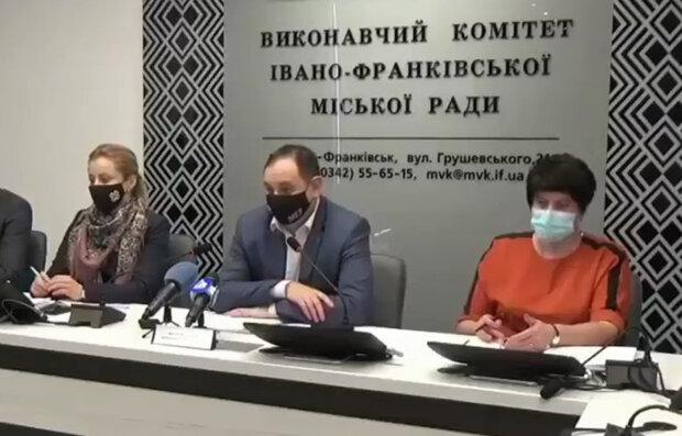 Мер Івано-Франківська Руслан Марцінків