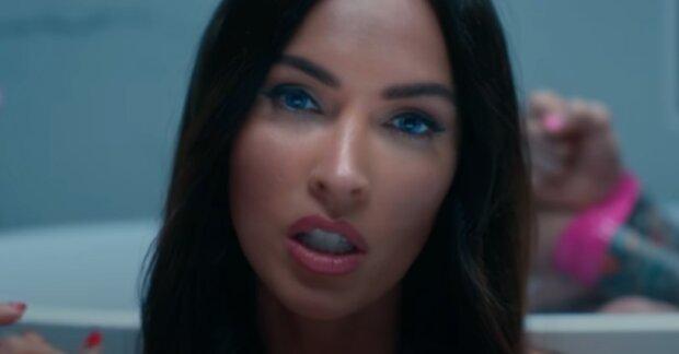Меган Фокс. Фото: скріншот відео.