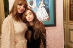 Оксана Марченко з дочкою