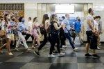 Масковий режим в метро