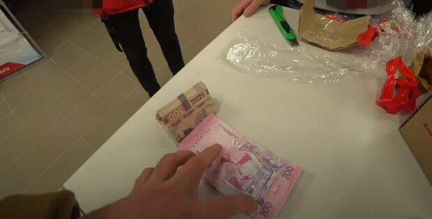 фальшиві гривні гроші