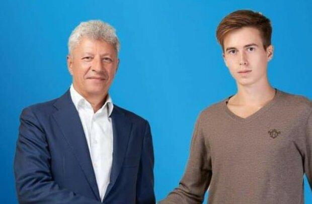Юрій Бойко та Ростислав Солод