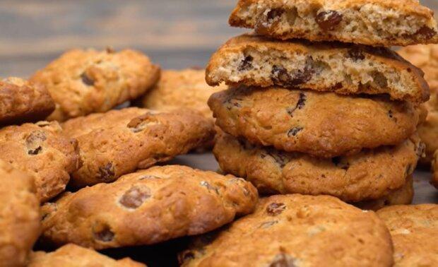 Вівсяне печиво, кадр з відео
