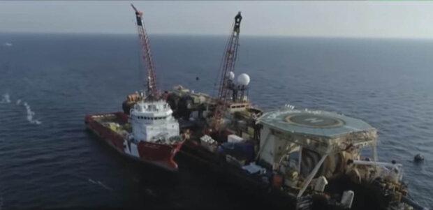 газпром, будівництво Північного потоку 2
