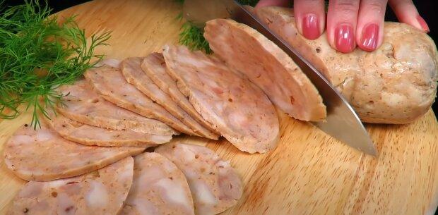 Шкода ковбаси для здоров'я нирок